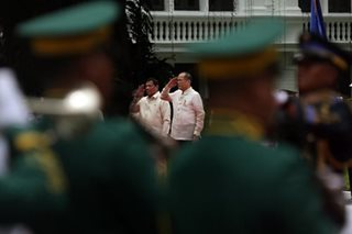 Duterte defends Aquino over Ombudsman's Mamasapano ruling