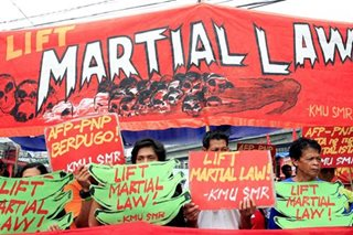 Makabayan bloc hopes for level-headed decision on martial law extension