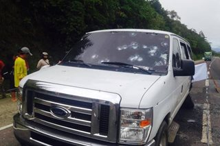 Presidential Security Group ambushed in North Cotabato