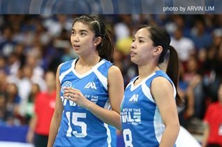 Cainglet-Cayetano gets time to shine with Ateneo 'bagets'