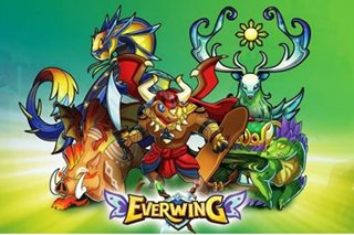 LOOK: EverWing adds PH mythical creatures