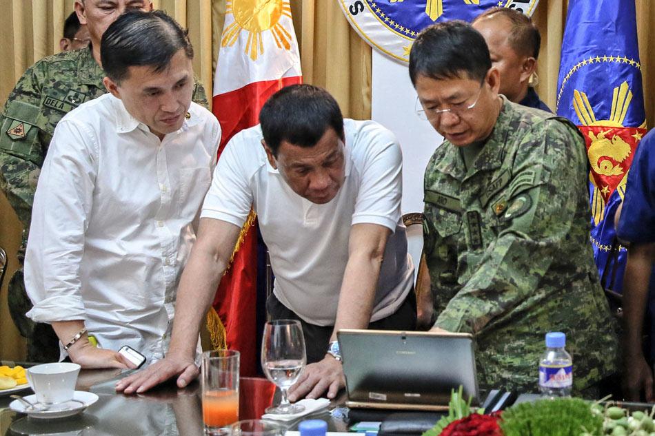 Marawi crisis casts damper on Duterte SONA 3