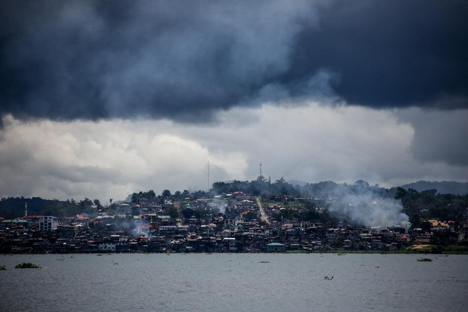 Maute gunmen still control 3 Marawi villages