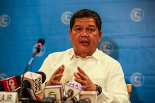 BSP Gov Espenilla recovering from early stage cancer