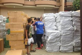 6 Chinese nationals nabbed over fake cigarettes
