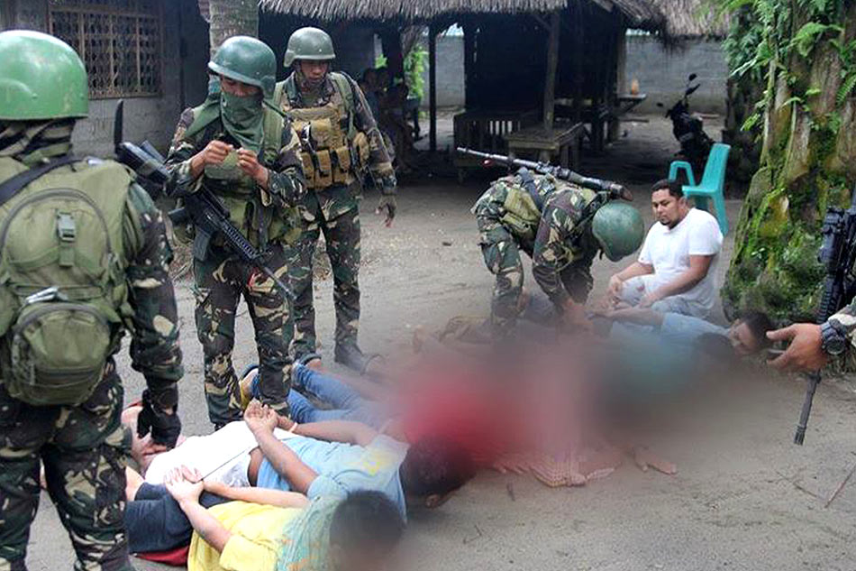 Barangay chairman, minors arrested in Maguindanao buy-bust