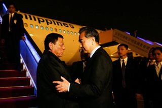 China's foreign minister to visit Manila on Tuesday