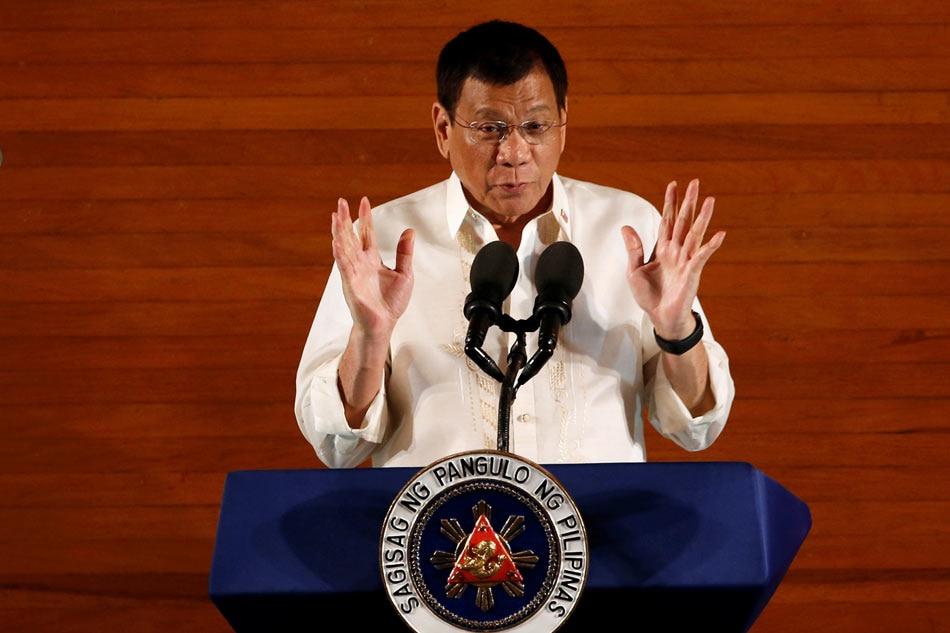 Peace talks sa CPP-NPA, pwede pa ayon kay Duterte