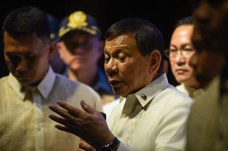 Duterte calls senators for 'urgent' Malacañang meeting