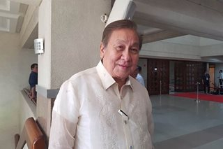 Lito Atienza slams 'publicity' clean-up drive in Manila Bay