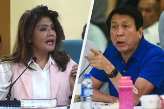 Imee wants peace with Fariñas, references 'Game of Thrones'