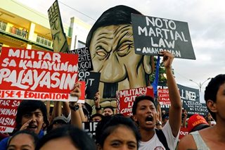SWS: Opinion on martial law effect on PH economy neutral
