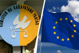 CHR, EU declined SONA invitation - Palace