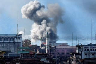 Marawi offensives not suspended, says military