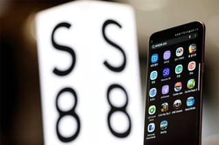 Samsung's record earnings see it overtake Apple