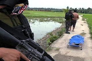 Gov't troops clash with NPA rebels in Sorsogon, Pangasinan