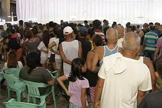 Supporters continue to flock to Parojinogs' wake in Ozamiz City