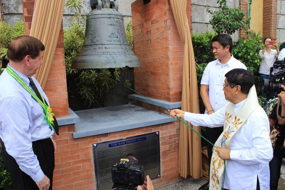 US veterans seek McCain help to return Balangiga bells to Philippines 4
