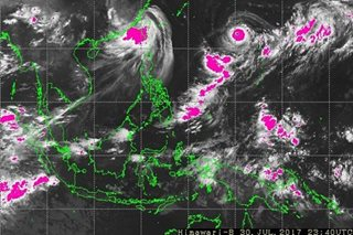 PAGASA: 'Huaning' leaves PAR, but habagat to bring more rains
