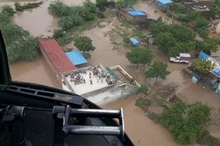 Death toll from India's monsoon floods climbs to 213