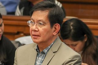 Lacson grills BOC: Why was China shipment in green lane?