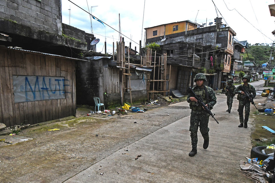 Philippines: Residents near Marawi to return home