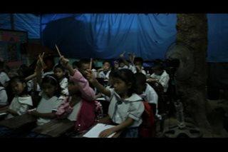 Ilang estudyante sa Antipolo, nagtitiis sa sirang classrooms