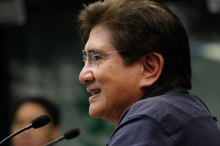 Honasan as DICT chief? 'I cannot answer'