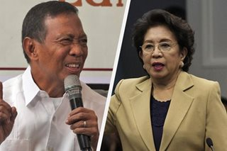Ex-VP Binay to seek re-investigation of graft, falsification charges
