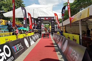 Triathlete dies in Ironman in Cebu