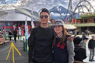 Pending cases delay Vhong's plan to marry girlfriend