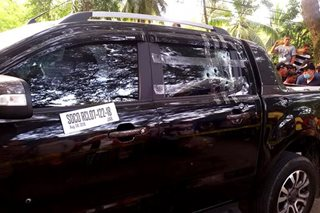 PDEA agent, patay sa pananambang sa Cebu