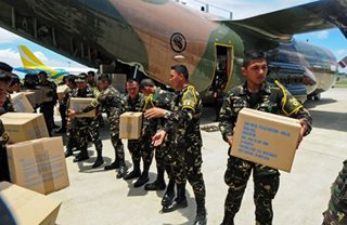 Singapore aid for Marawi