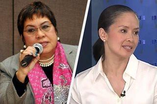 Bautista's estranged wife has 'third eye', says legal adviser