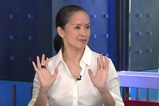 Patricia Bautista: I only want half of Comelec chair's 'clean money'
