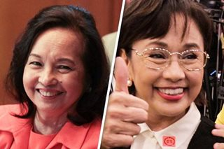 House replaces Arroyo, Santos as committee leaders