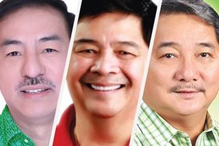 Pasay City bets for mayor deflate, omit key election expense items