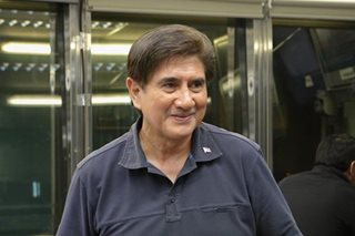 Honasan seeks court nod for charter change, federalism talk in HK