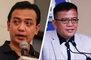 Trillanes pans Faeldon: 'He could have stopped shabu shipment'