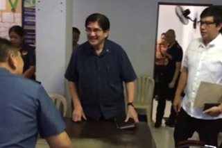 EXCLUSIVE: Honasan posts bail for graft charges