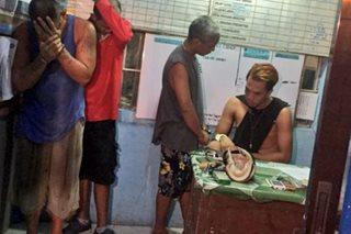 3 lalaki, 2 menor de edad huli sa umano'y drug session sa Makati
