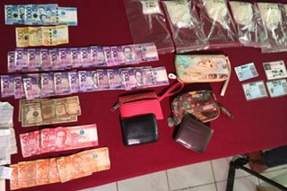 Police arrest 4, intercept P1-M worth of shabu at Lanao checkpoint