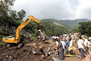 Monsoon landslide kills 45 in northern India: official