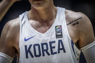 The Ghost of Korea is alive and well as Gilas Pilipinas takes on old rival