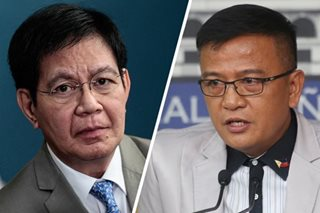 Lacson blasts Faeldon for evading corruption row