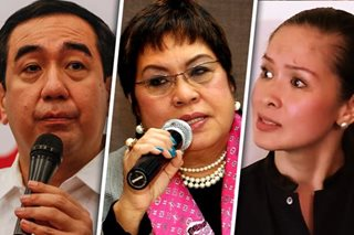 Settlement talks only between Bautista couple, Kapunan says