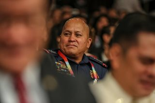 'Bato' bows out as national police chief