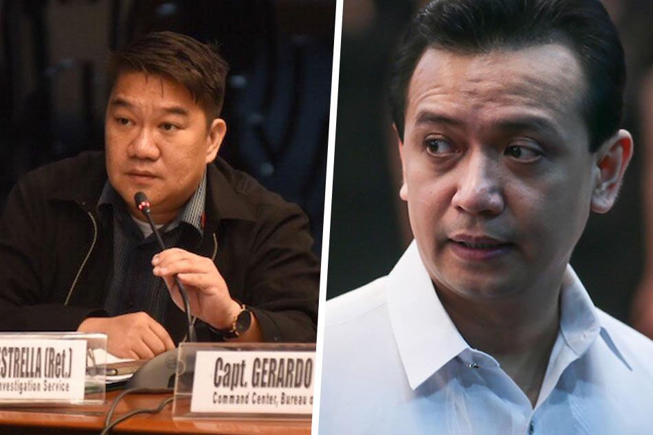 Trillanes, ex-Customs intel chief clash over BOC bribes