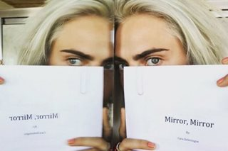LOOK: Cara Delevingne is releasing debut novel