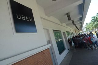 Uber offers to pay P10M to lift suspension